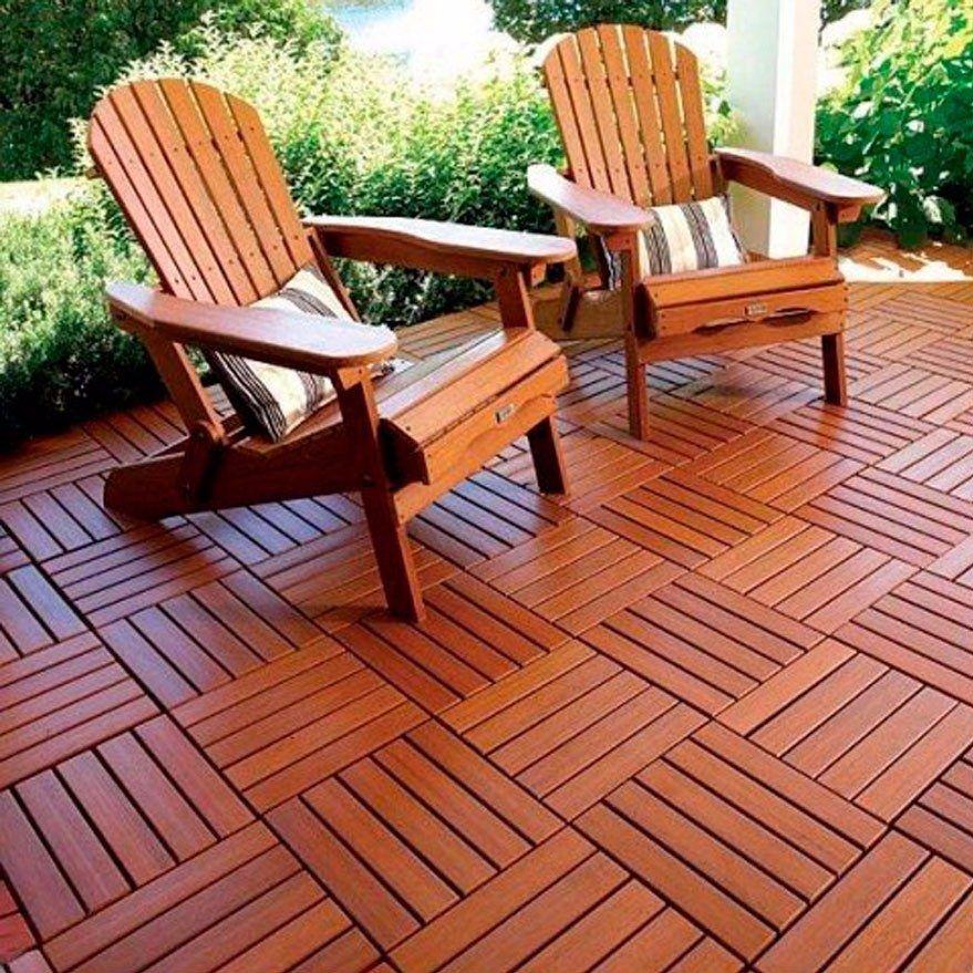 Resultado de imagen para pisos imitacion madera para for Pisos para patios