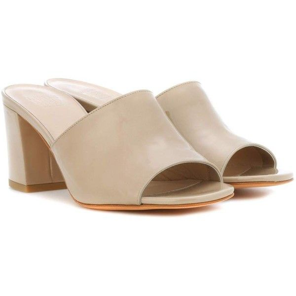 MARYAM NASSIR ZADEH Mar patent leather sandals xQbqO