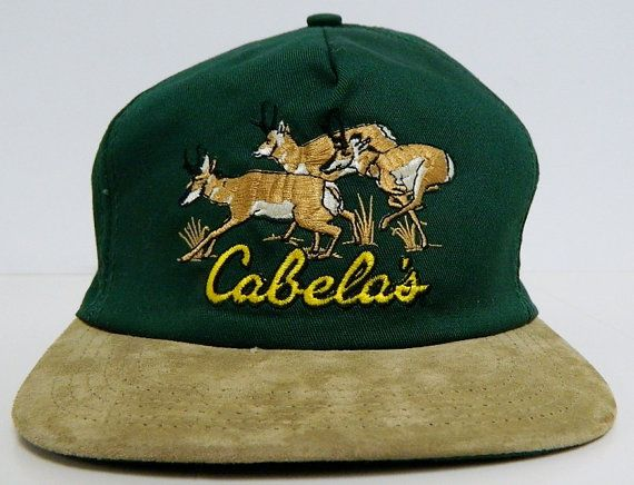 9c2b4d6ed 80s 90s Vintage Cabelas Outdoors Sports Store by BeyondLeaf @ebay ...