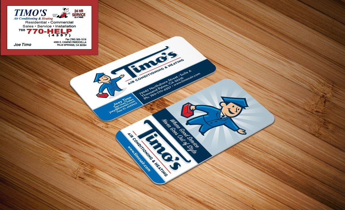 Before after re design for business cards for timos our in before after re design for business cards for timos our in thousand palms ca nj advertising agency nj ad agency nj web design nj logo design reheart Choice Image