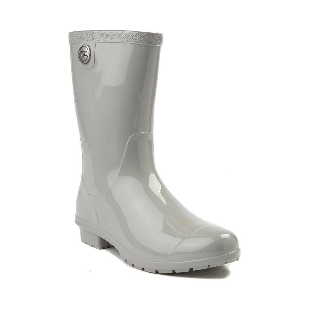 7045f541626 Womens UGG® Sienna Short Rain Boot - Seal - 581792 | My Wish List in ...