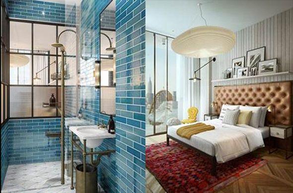 Michaelis Boyd Designs The Williamsburg Hotel In Brooklyn Ny Management