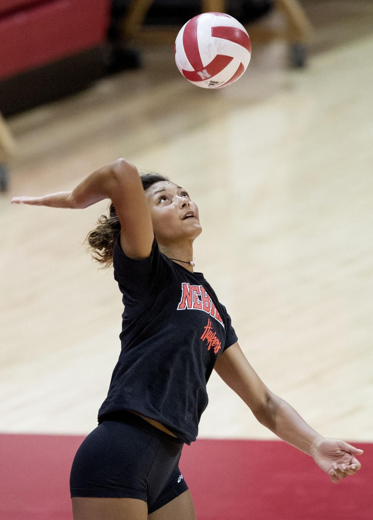 Three High School All Americans Highlight Nebraska Volleyball Signing Class Volleyball Team Volleyball Volleyball Photography