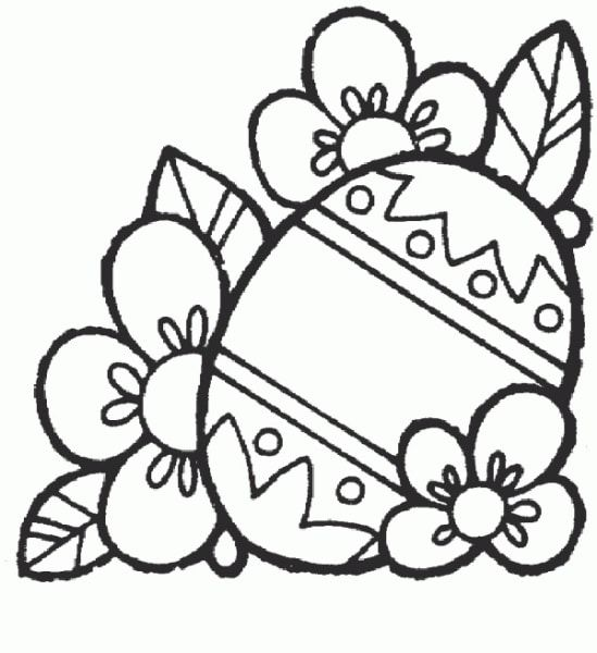 20 printable easterthemed coloring pages for kids