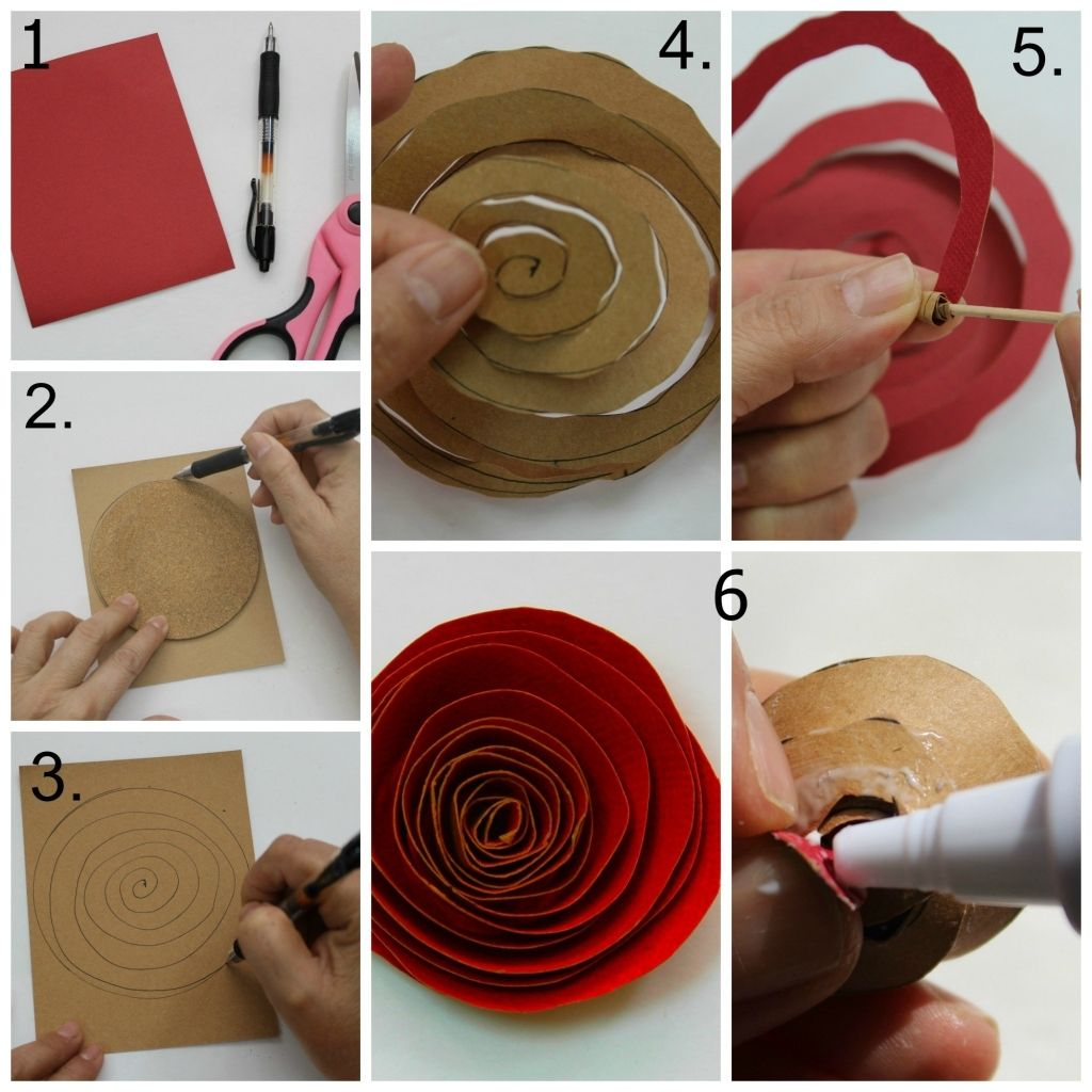 12  Stylish paper quilling scrapbooking - Create Your Own Style ... for How To Make Paper Quilling Rose  153tgx