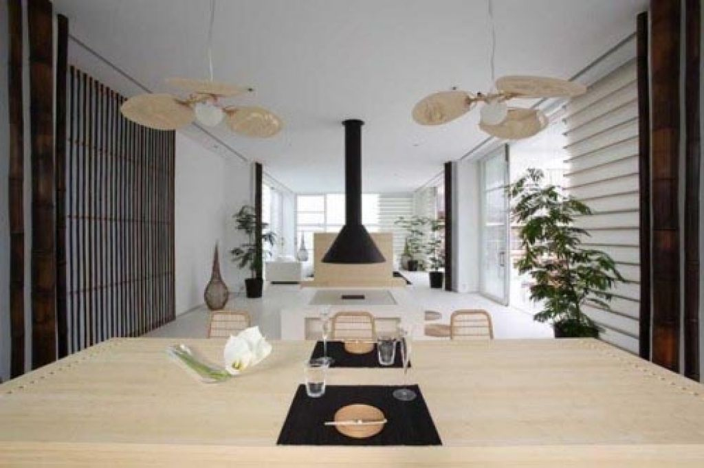 Stunning Japanese Interior Design Pictures Modern Japanese Dining