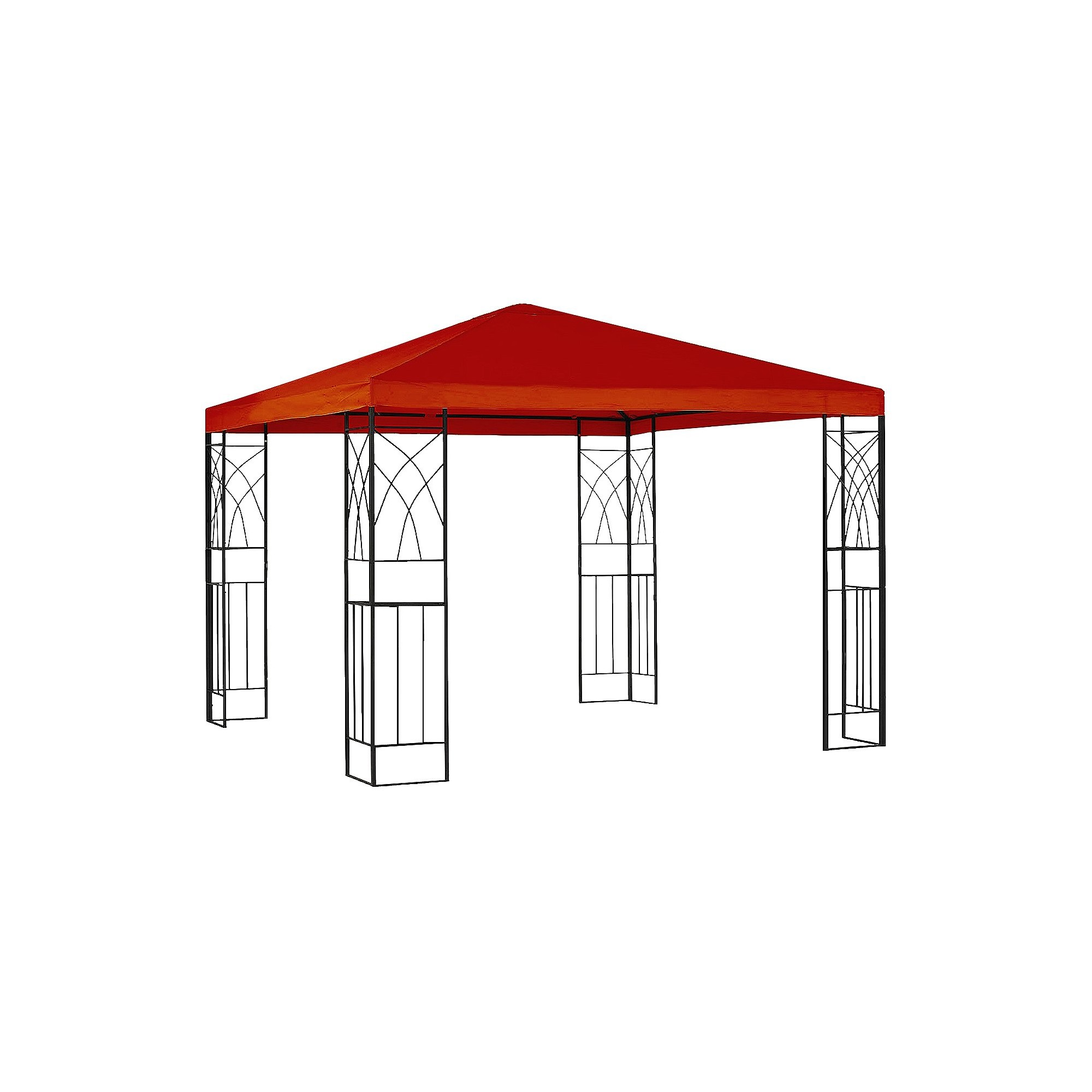 10x10u0027 Replacement Gazebo Canopy - Red - Room Essentials  sc 1 st  Pinterest & 10x10u0027 Replacement Gazebo Canopy - Red - Room Essentials | Red ...