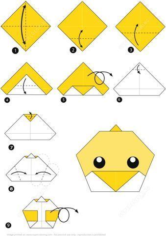 Photo of origami anleitungen tiere #artdupliagedelivres