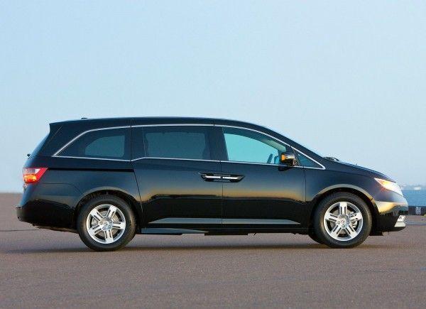 2012 Honda Odyssey 2012 Honda Odyssey Honda Odyssey Mini Van