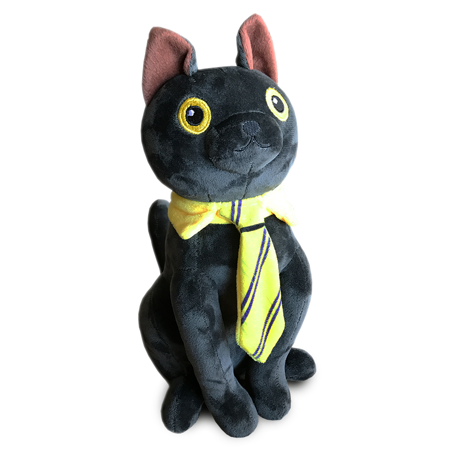 Sir Meows Plushie [First Production Run] | Rottweiller ...