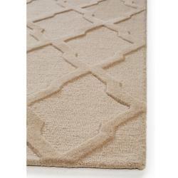 tappeto in lana benuta Windsor Cream 200×300 cm – tappeto in fibra naturale di lana benuta