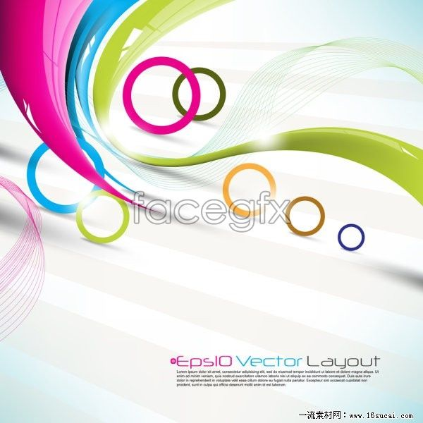 Colorful Flowery Vector Background Ii Vector Free Vector Background Abstract Backgrounds Wallpaper vector eps free download