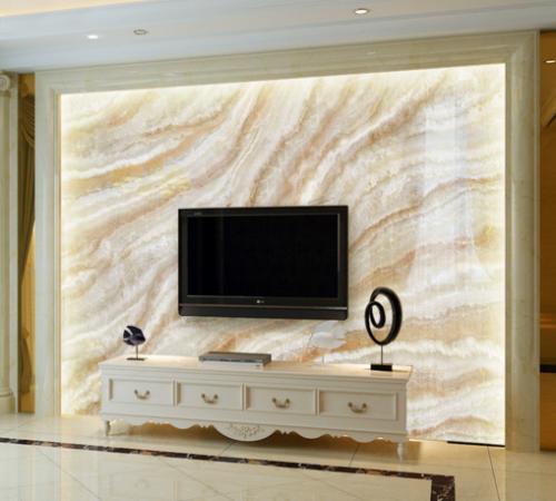 3D-White-Marble-Complex-Pattern-Wall-Paper-Wall-Print-Decal-Wall-AJ-WALLPAPER-CA