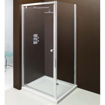 Merlyn Mbox Pivot Shower Door Optional Side Panels Shower