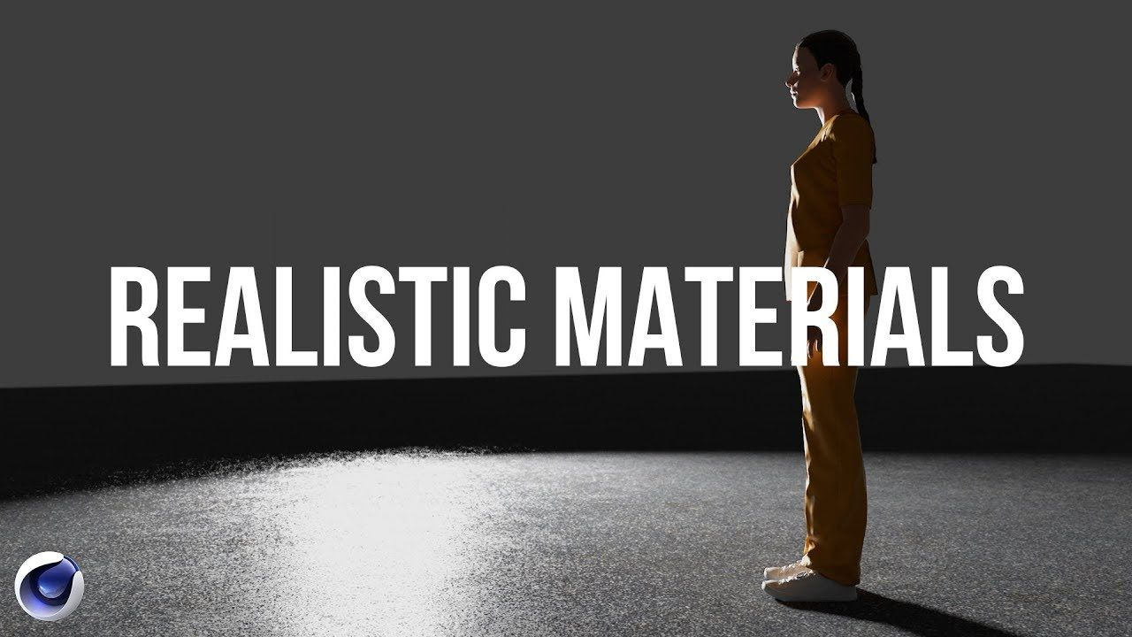Realistic Materials in Cinema 4D Physical Render | C4D/AE