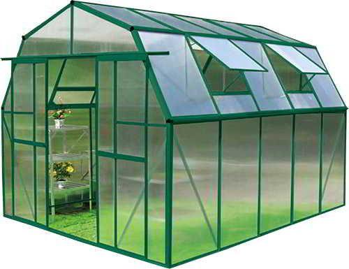 Grow N Up 8' x 10' Greenhouse Kit | 8x10 Greenhouses | Greenhouses