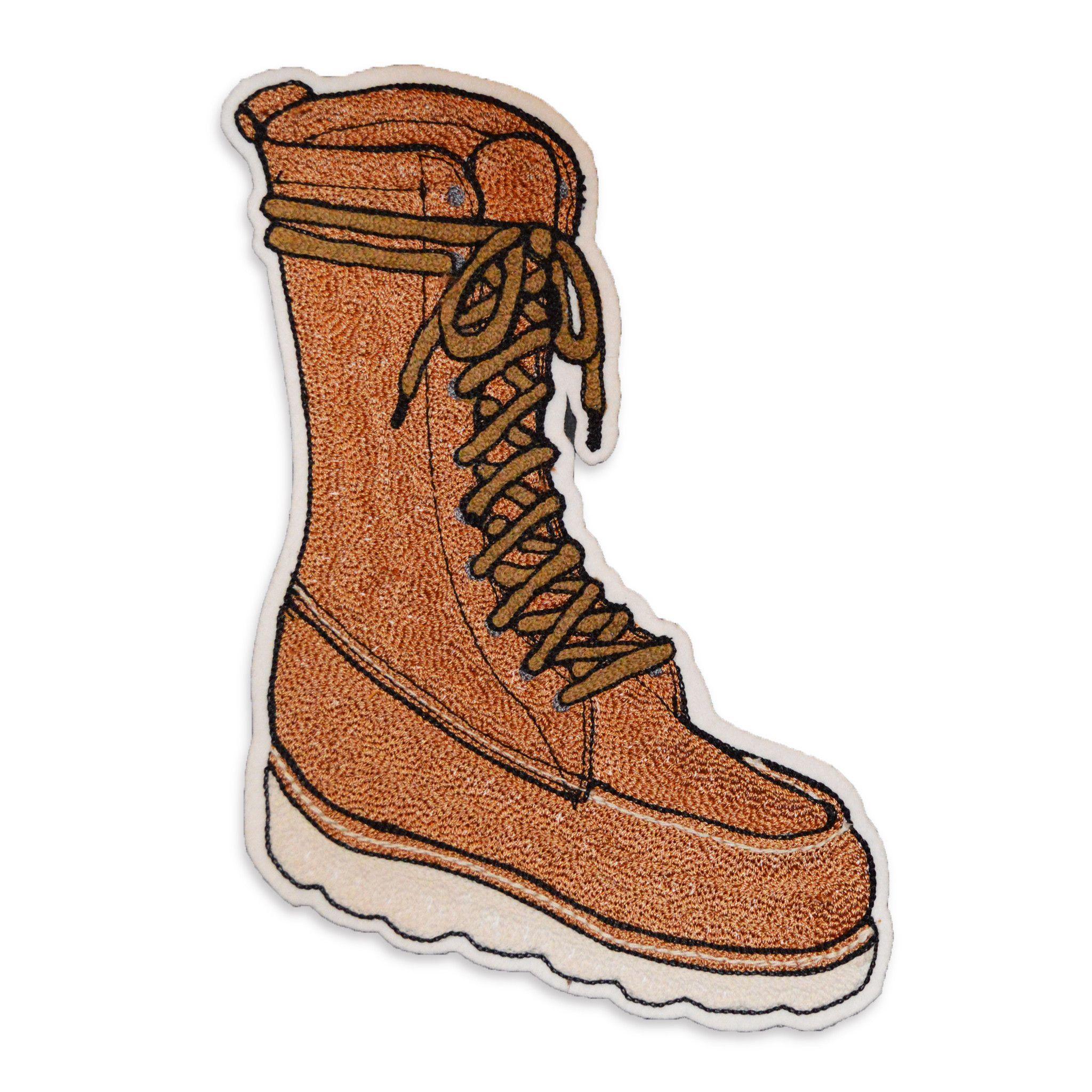Chain Stitch Patch- Dixon Rand x Boothunter 877/Irish Setter Boot