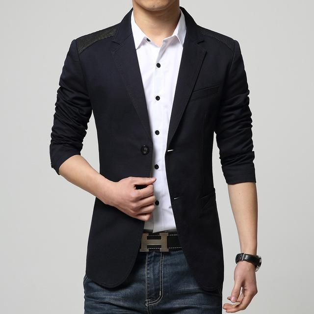 Fire Kirin Men Blazer Pattern 40 New Arrival Slim Fit Mens Blazer Fascinating Mens Blazer Pattern