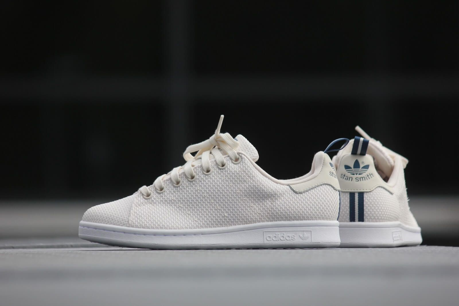 Adidas Stan Smith CK Core White - S75024 | Stylish running shoes ...