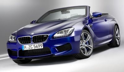Bmw Has Created The Most Powerful 2013 Bmw M6 Convertible Without Roof With 4 4 L V8 Twin Turbo Engine This Brand N Bmw M6 Convertible Bmw M6 Bmw Sports Car