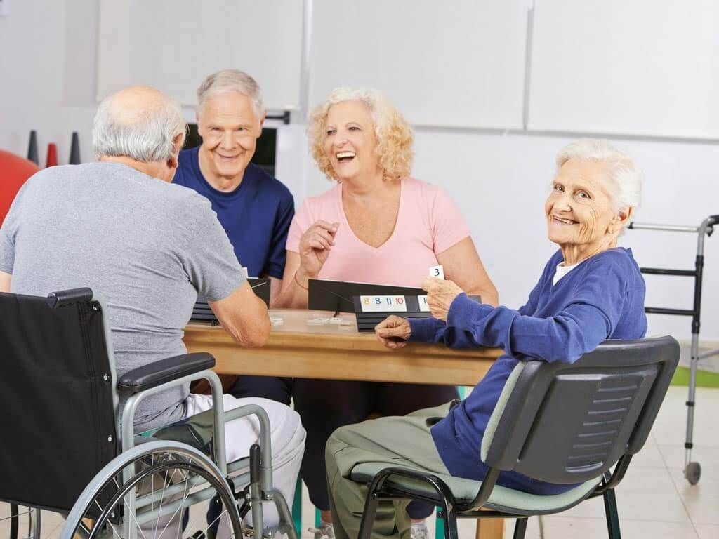The concept of the Adult Daycare Center is not new, but