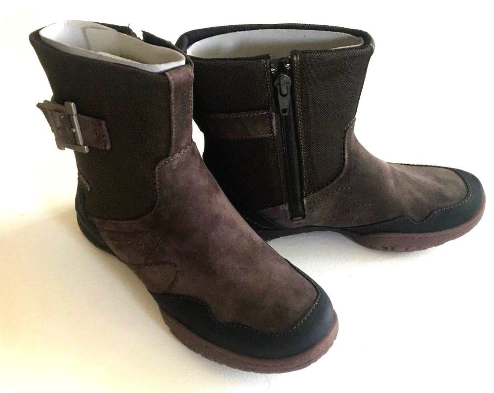 f15ee6d7b810a Merrell Women's Albany Waterproof Leather Boot Espresso 5.5US NIB #fashion  #clothing #shoes