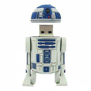 Star Wars Exclusive 2GB USB Drive R2D2 - $21.98