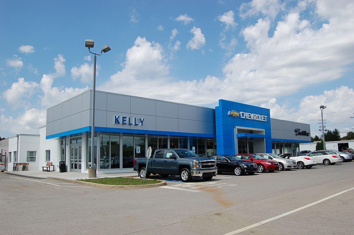 Kelly Chevrolet U0026 Cadillac, Butler, PA