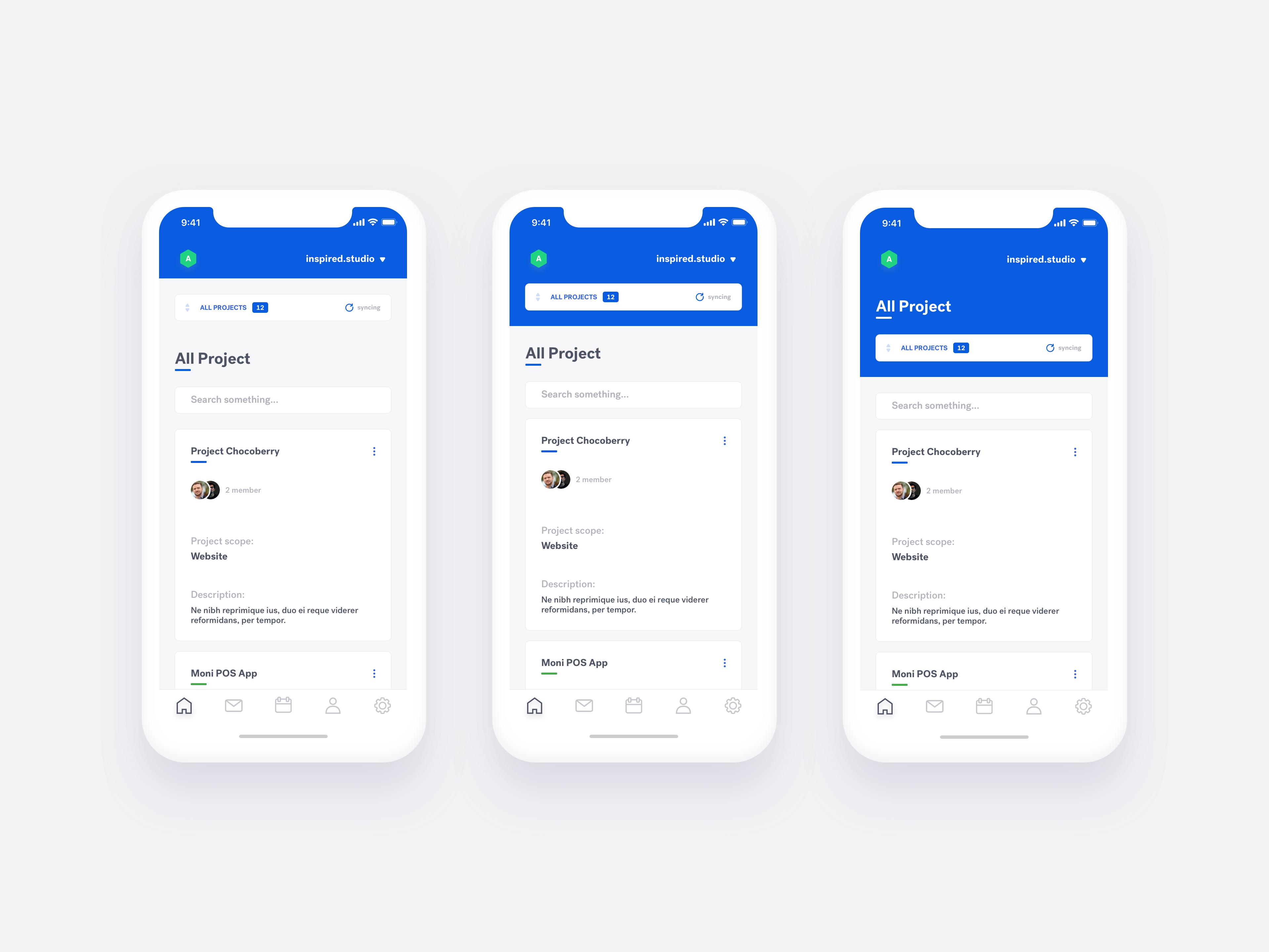 Project Management Dashboard App Project management