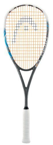 Head Youtek Cerium 150 Squash Racquet By Head 109 95 Head S Youtektm Racquet Series Is Designed With The Smart Mater Squash Racquets Racquets Racquet Sports