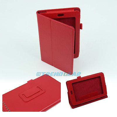 NEW CASE COVER MAGNETIC STAND POUCH FLIP PU LEATHER RED FOR GOOGLE ASUS NEXUS 7 https://t.co/f1Aub6BGod https://t.co/ZIBgaVoNC1