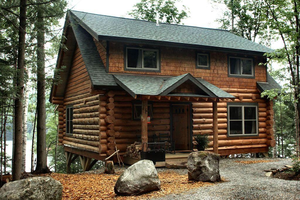 Morningside Camps Rustic Cabin Rustic Log Cabin Cabin Camping