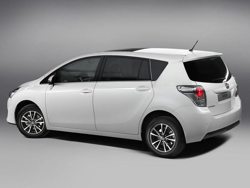 Toyota Verso Nieuw Model >> New Review 2015 Toyota Verso Release Rear Side View Model Top 10