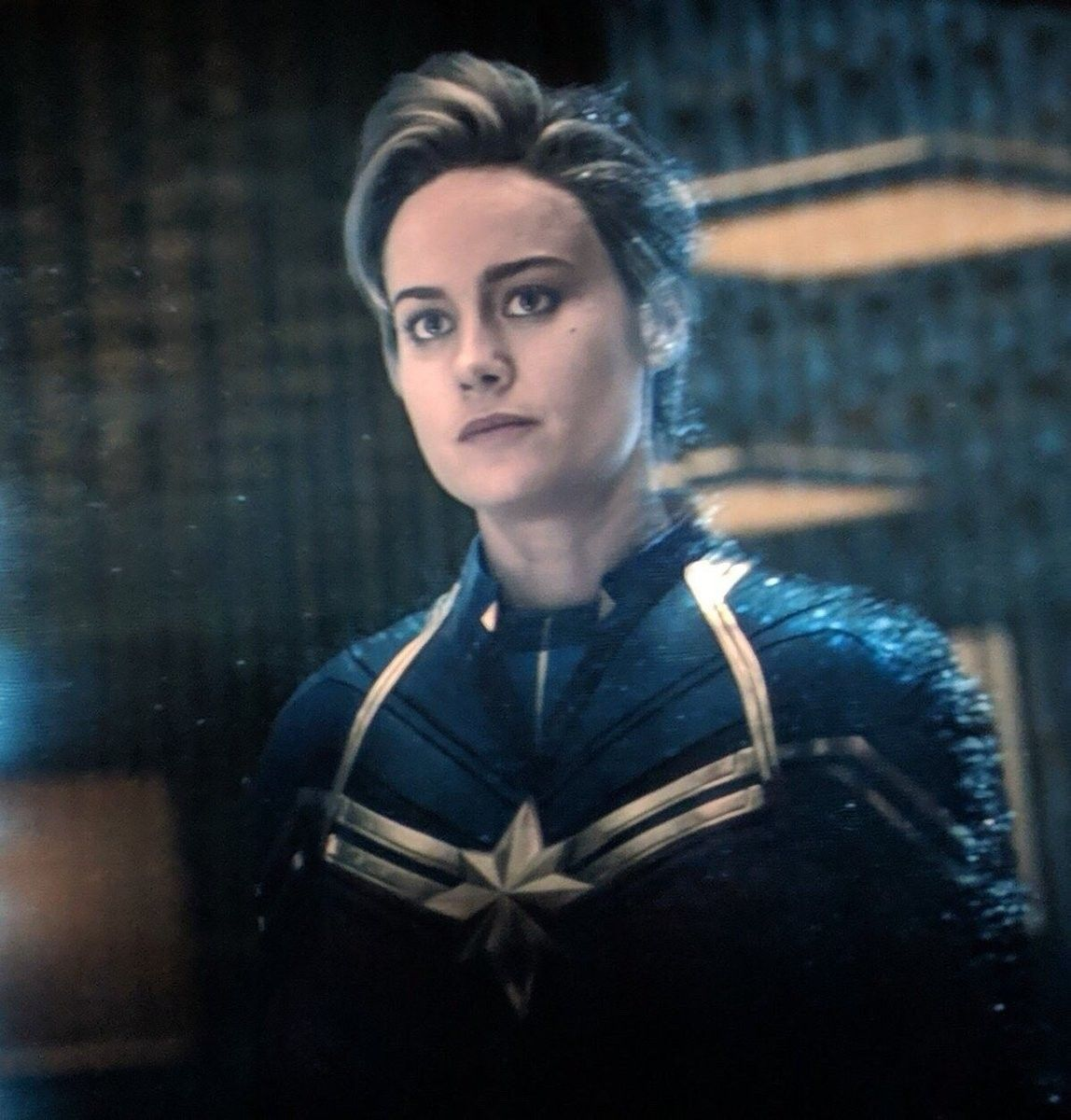 Captain Marvel Short Hair Captain Marvel Carol Danvers Captain Marvel Short Hair Styles