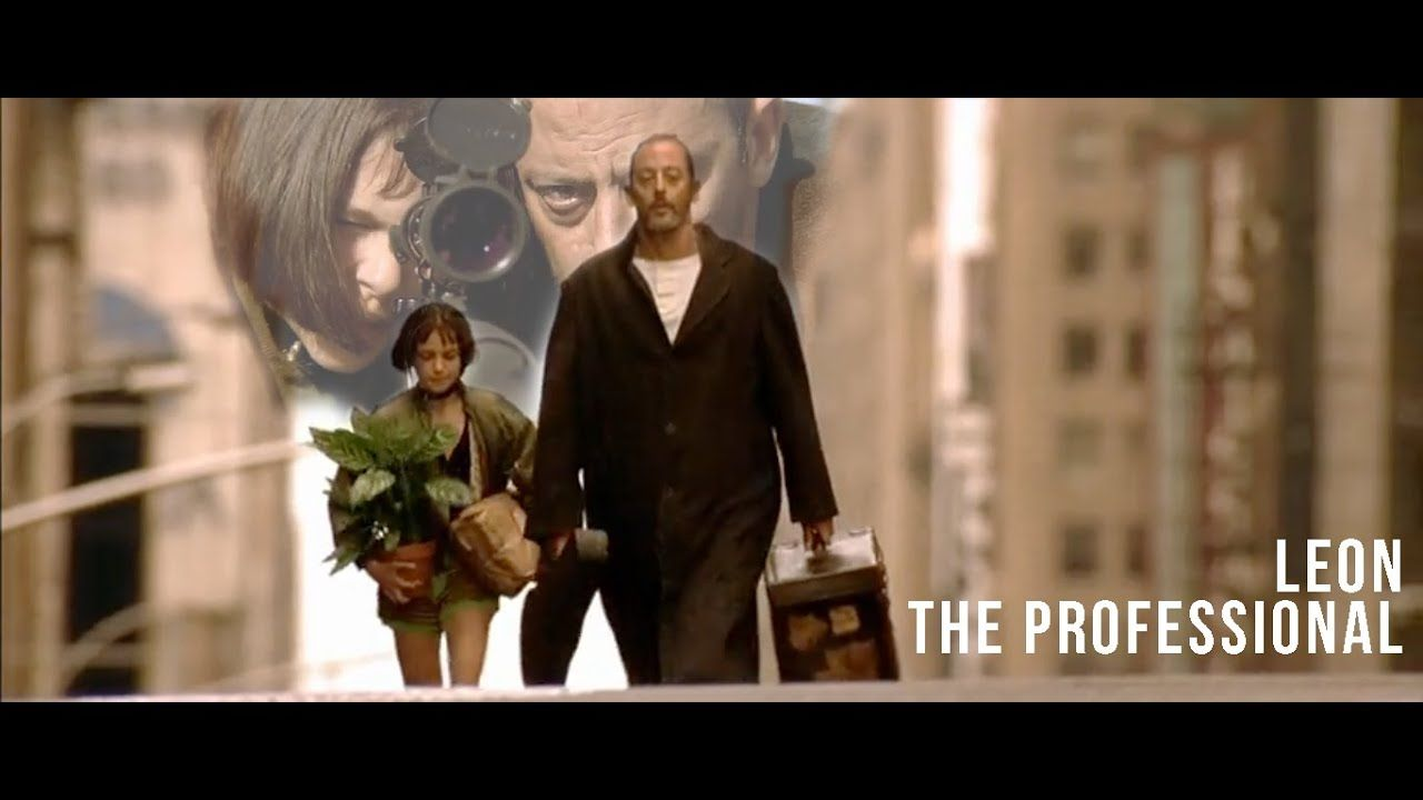 Leon The Professional Sting Shape Of My Heart Youtube Leon The Professional Best Old Songs Heart Songs