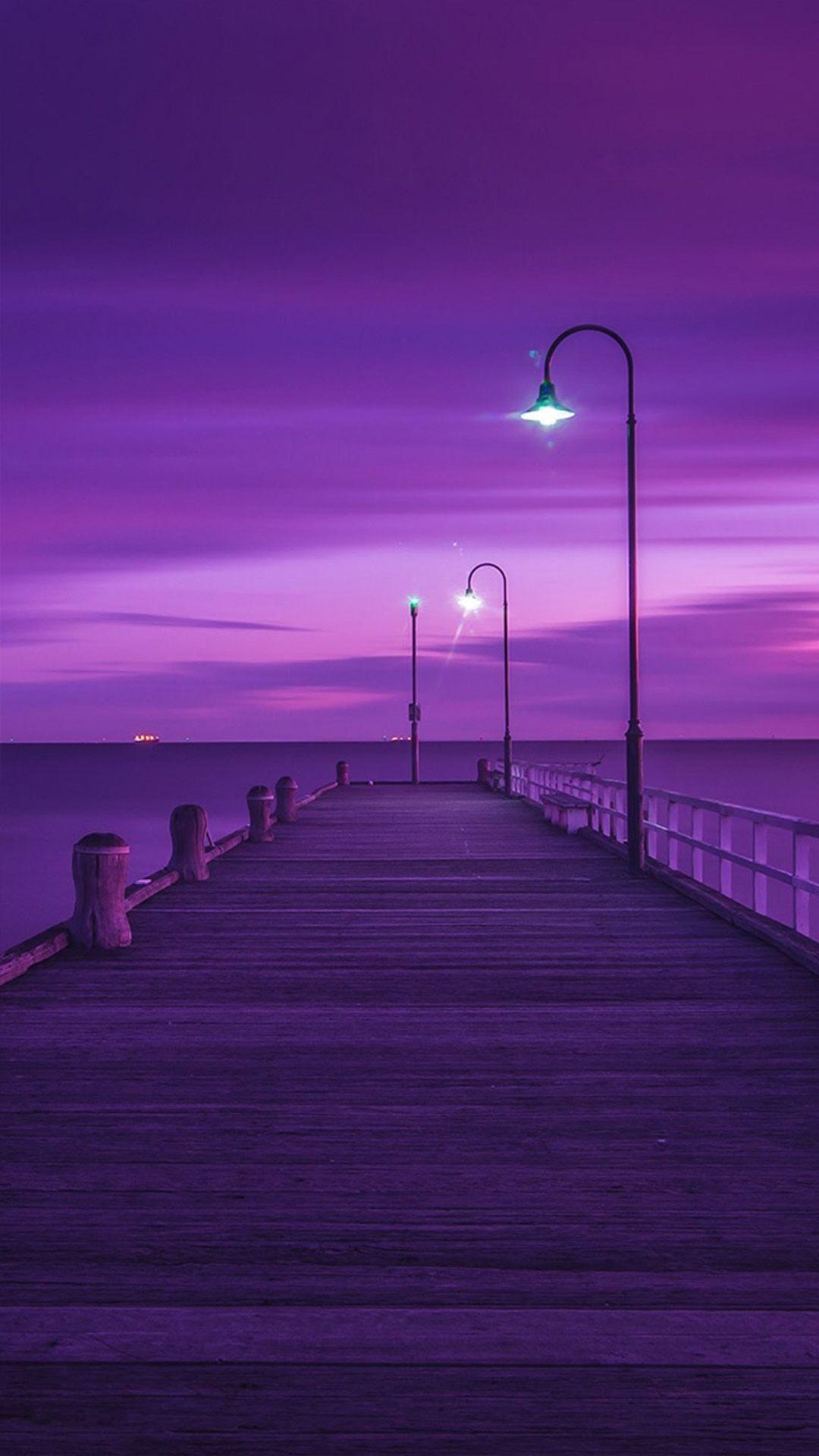 Light Purple Brick Wallpaper Ios in 2020 | Purple ...