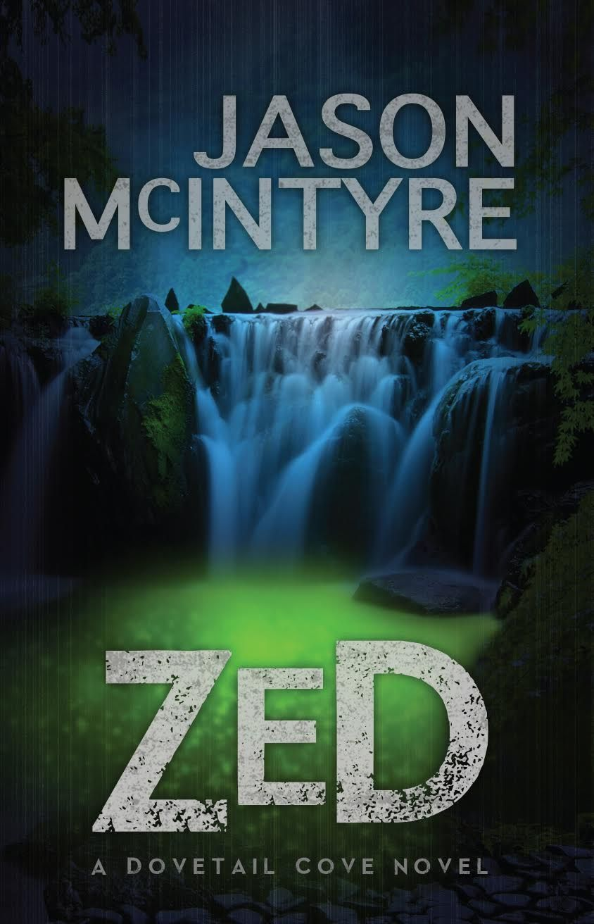 Zed, The Next Dovetail Novel by Jason McIntyre #books #amreading