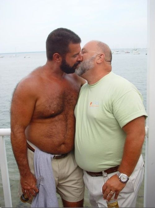 Bear muscle love