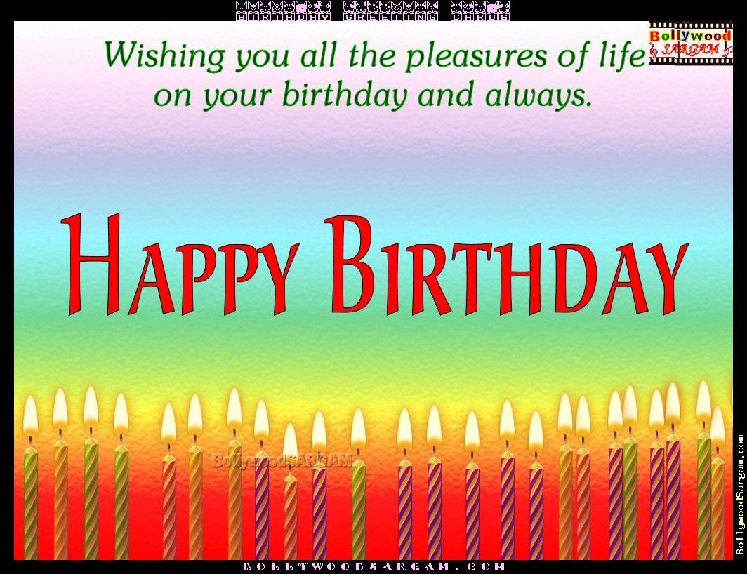 Birthday Greetings Happy Birthday quotes Pinterest – Talking Happy Birthday Cards