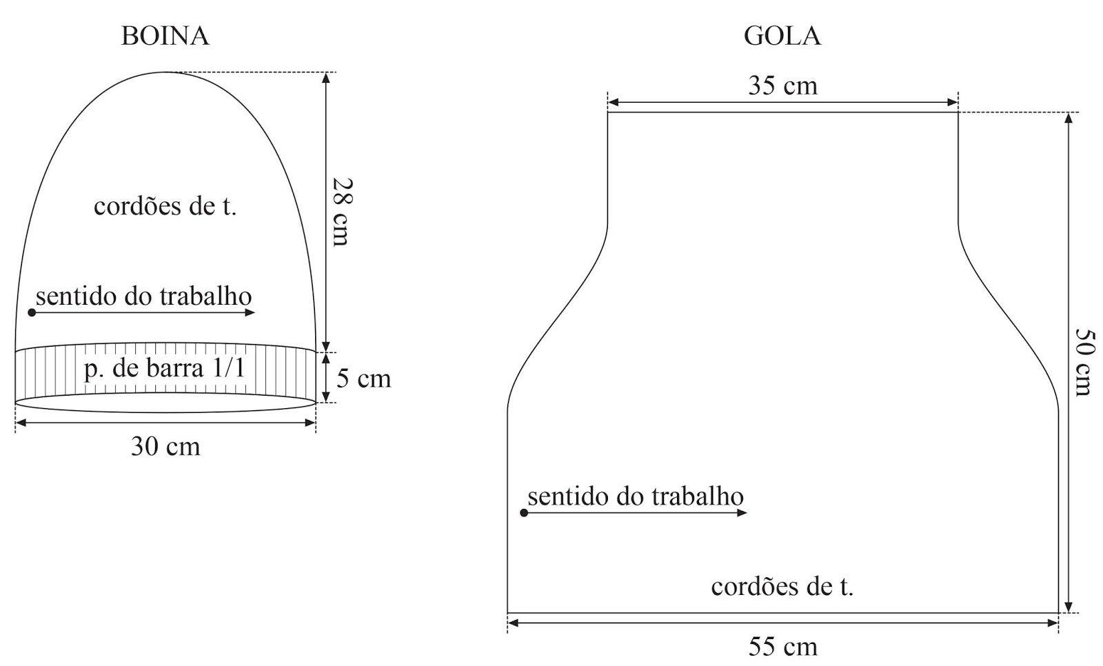 Receita Gorro e Gola de Tricô com o Fio Cisne Fast Fini ~ Armarinho São José #golasdetrico