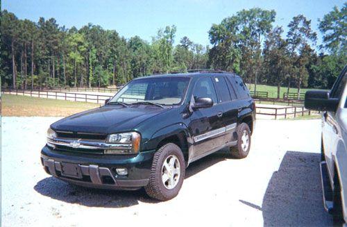2002 Chevrolet Trailblazer Irmo Sc 5916629346 Oncedriven Suvs