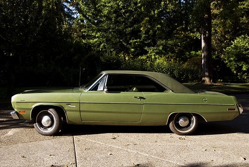1970 Plymouth Scamp Photos 4 Door Dark Green Plymouth Scamp American Classic Cars Plymouth