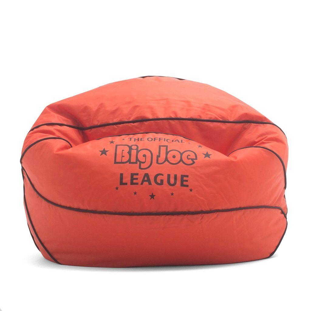 Basketball Bean Bag Chair With Images Bean Bag Chair Kids Cool Bean Bags Bean Bag Chair