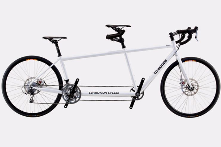 Valentine's Gifts for Cyclists: A Tandem!