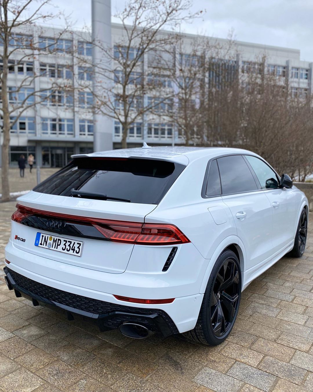 Audimotioningolstadt On Instagram Audi Rs Q8 Werbung