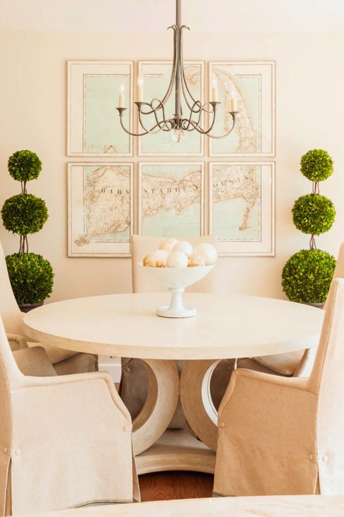 Coastal Dining Room Casabella Home Furnishings And Interiors