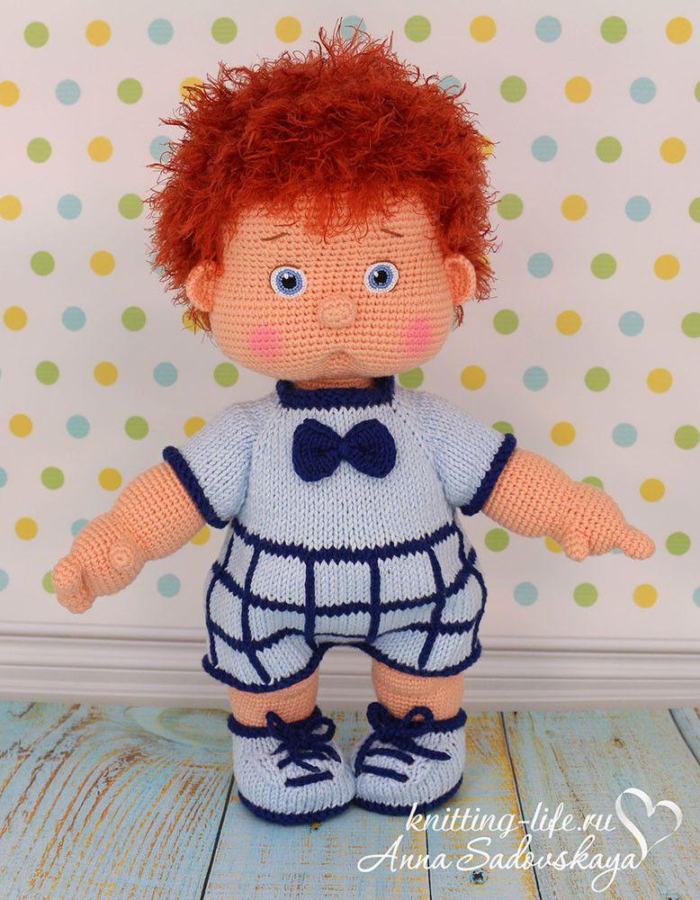 Pin de Sandra Jennings en knitting & crochet | Pinterest | Muñecas ...