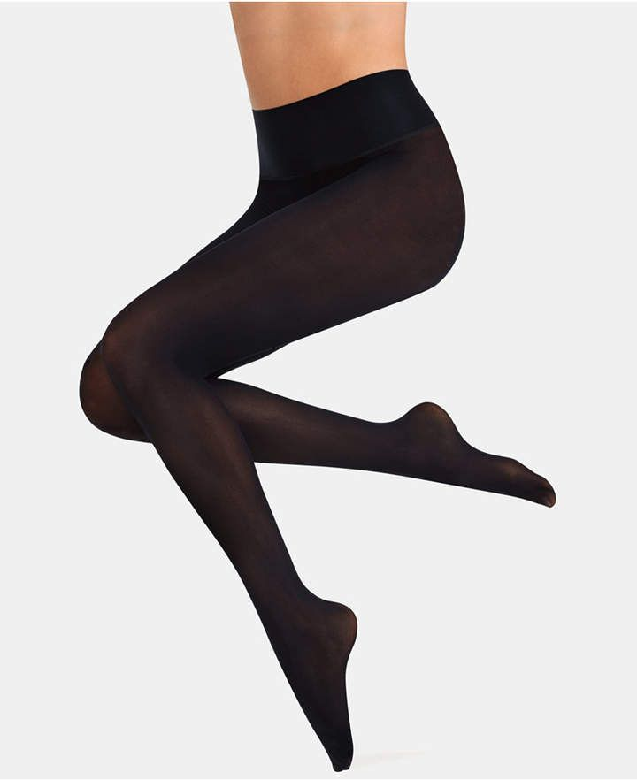 d2abd9d6b56cf No Pinching No Problems Seamless Opaque Tights in 2019 | Products ...