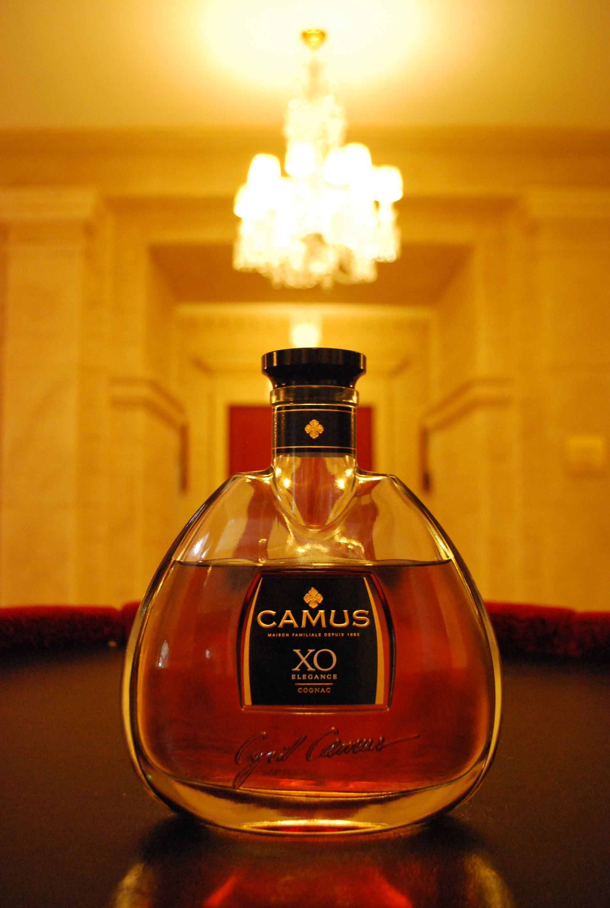 Ready for a classy reception. Would you like to join us ? #cognac #alcool #drink