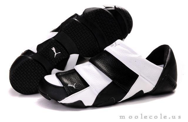 12d6d88f79d7 Men s Puma Mummy Low Shoes - White   Black